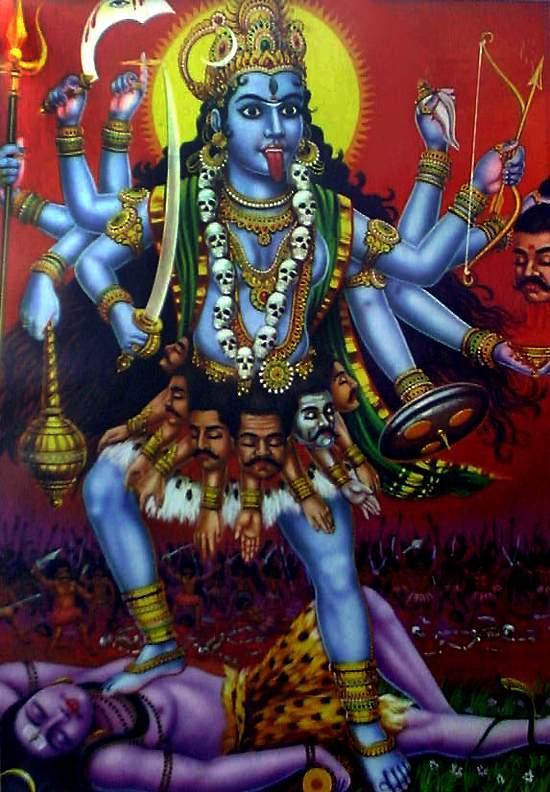 Kali from mayasoma.wordpress.com