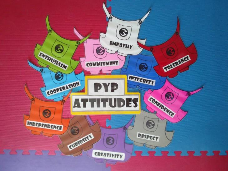 Attitudes for the PYP Minion by Yuri Halushka.